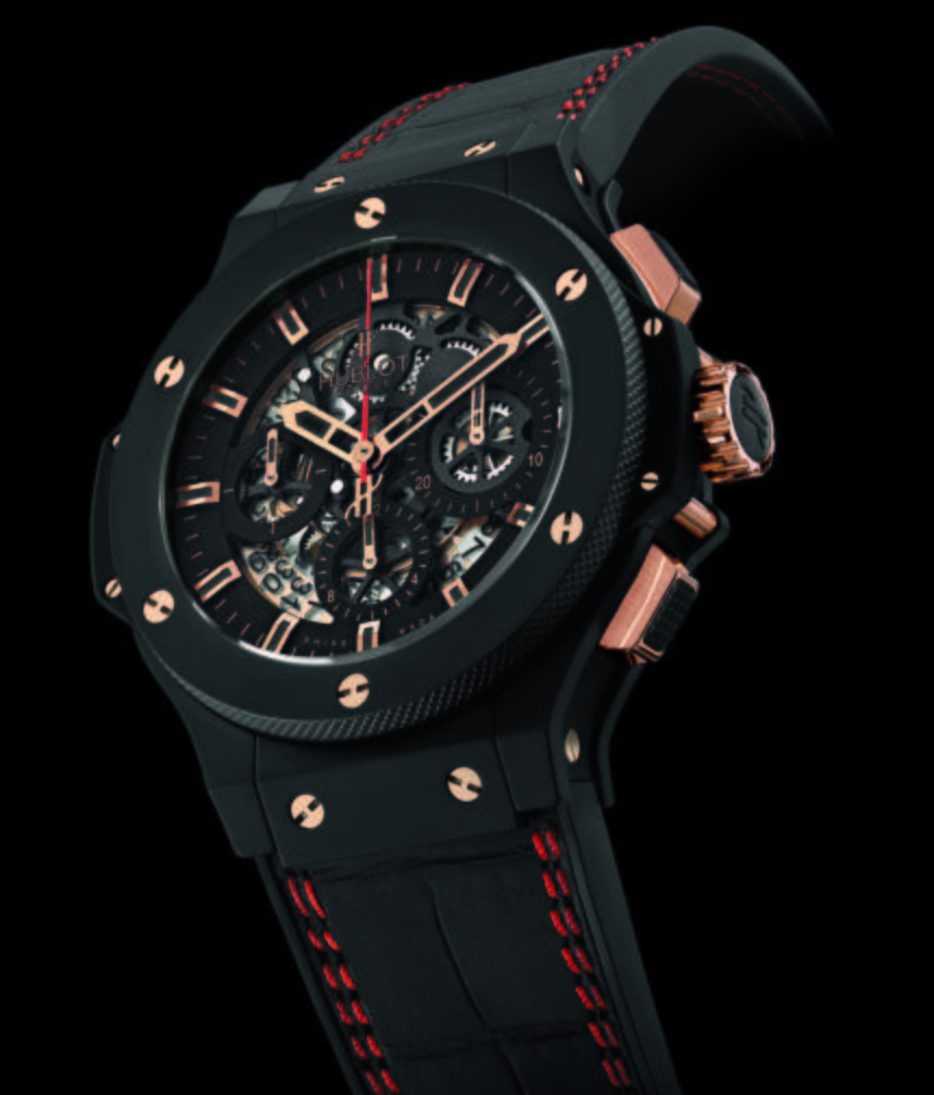 Hublot Big Bang Limited Edition of 50 for Crystal Group