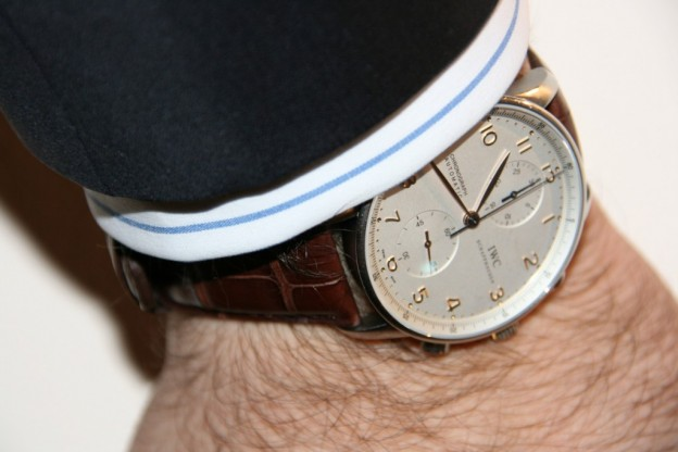 The Replica Watch – IWC Portugieser Chronograph Reference 3714