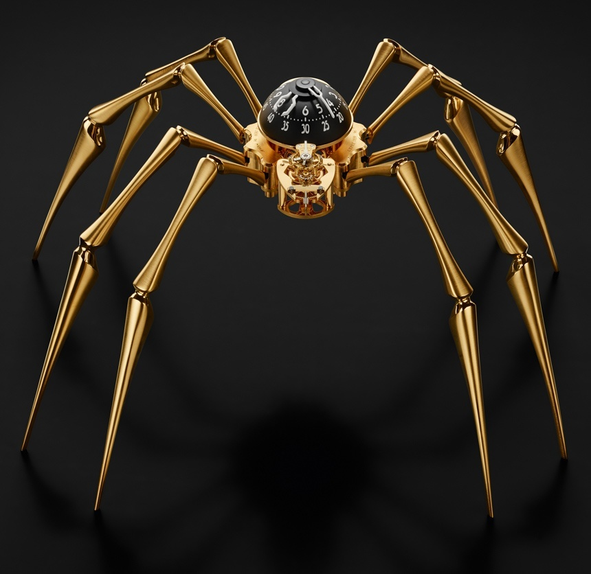 MBF-Arachnophobia-Spider-Table-Clock-aBlogtoWatch-2