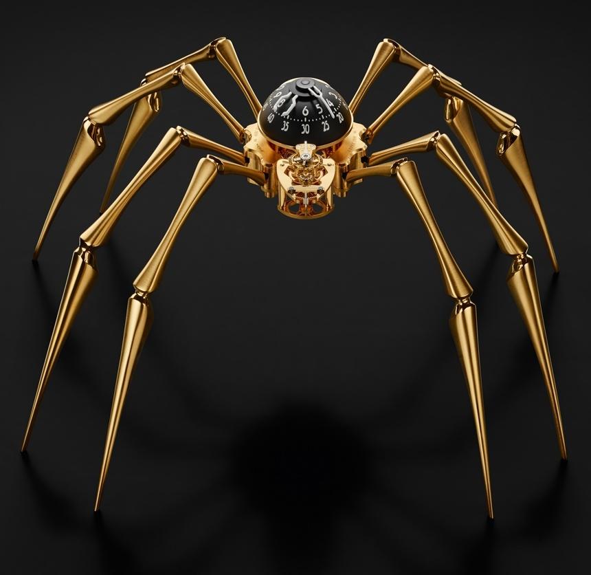 MBF-Arachnophobia-Spider-Table-Clock-aBlogtoWatch-2