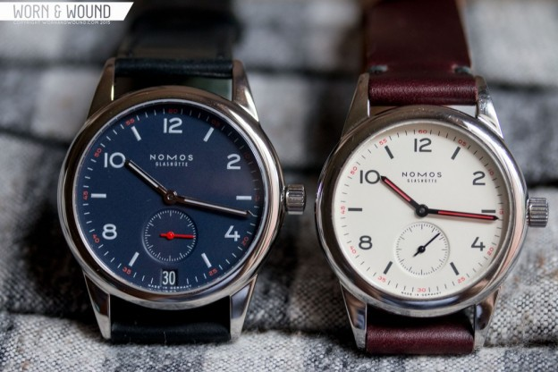 HANDS-ON WITH THE REPLICA NOMOS GLASHUTTE LIMITED EDITION CLUB FOR TIMELESS