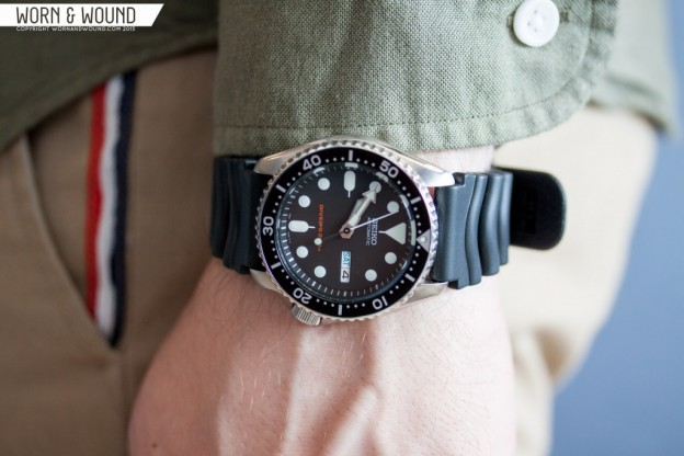 SIDE-BY-SIDE: Replica SEIKO SKX007 + ORIENT MAKO USA