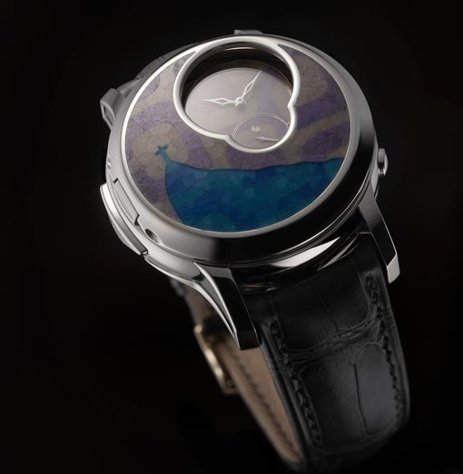 Replica Romain Gauthier – Logical one Secret Kakau Höfke