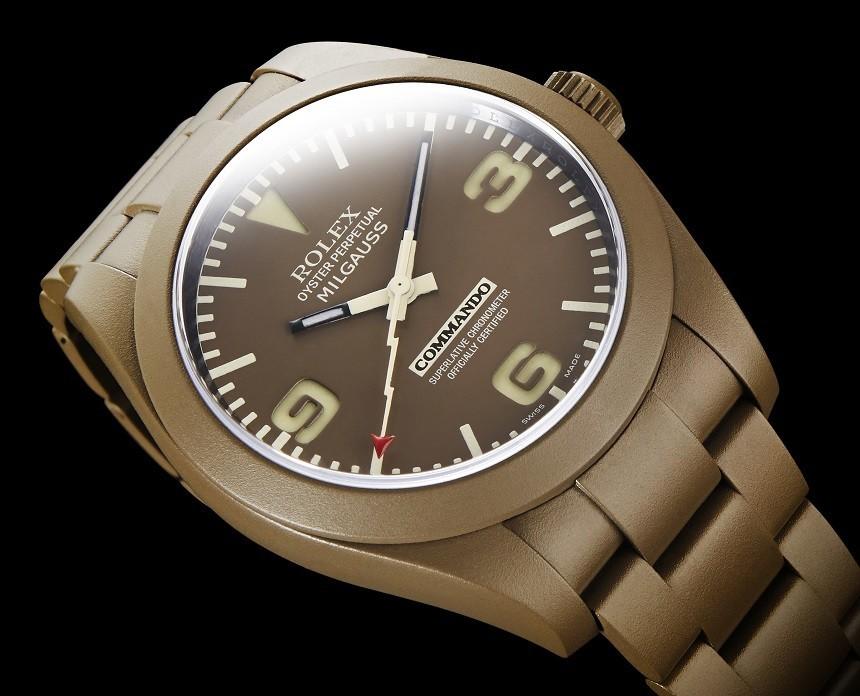 Bamford Watch Department Rolex Commando Watch