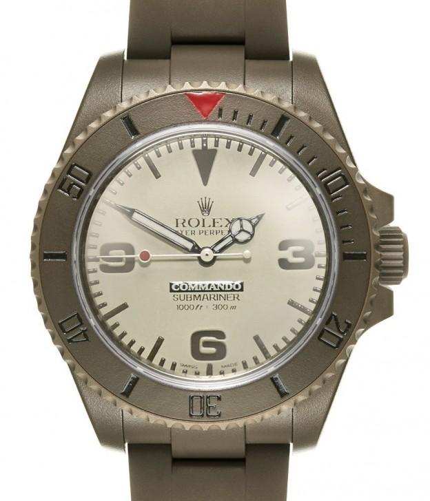 Bamford Watch Department Commando Edition Customized Replica Rolex Watches