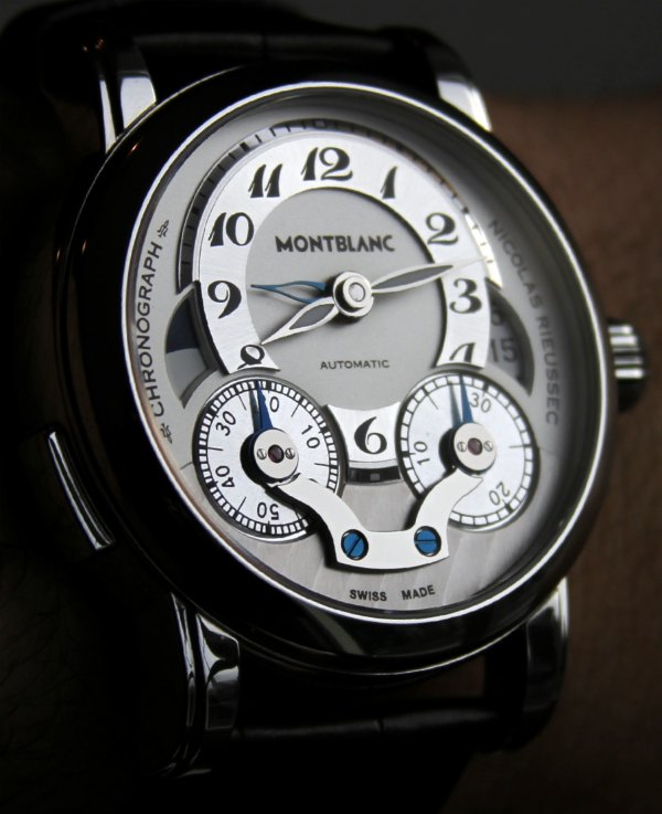 Swiss Replica MontBlanc Nicolas Rieussec Watches With Cheap Price