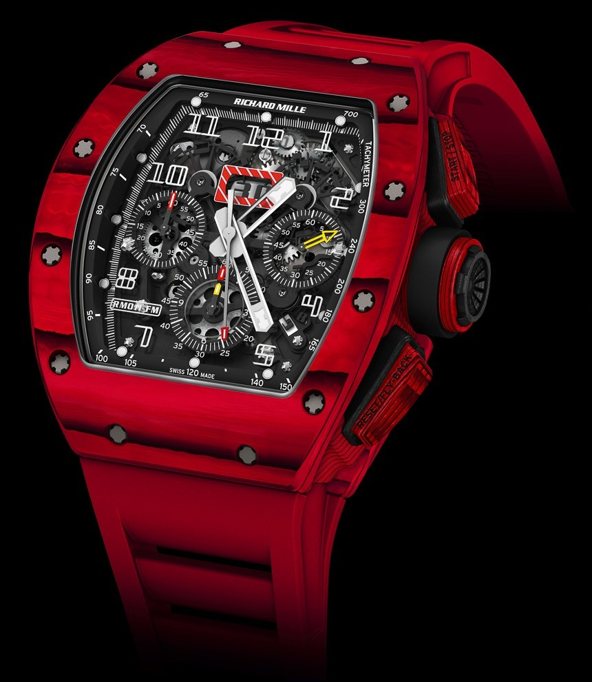Richard-Mille-RM-011-Red-TPT-Quartz-watch-1
