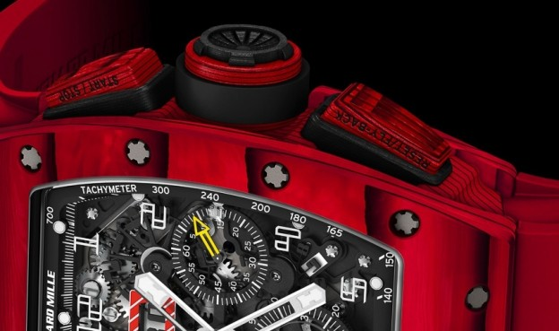 Richard-Mille-RM-011-Red-TPT-Quartz-watch-3
