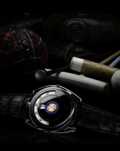 De Bethune Replica Watches – DB27 D Polo edition