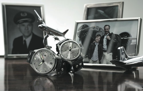 Replica IWC's Creative Director Christian Knoop
