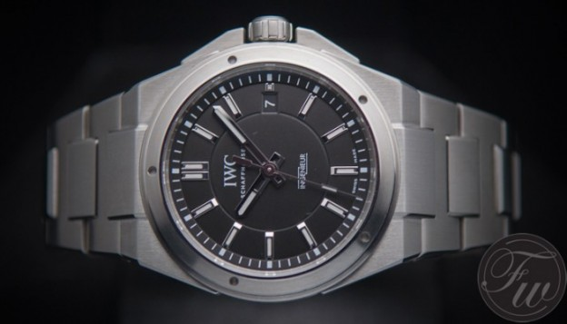 IWC Ingenieur 3239 – Closer To Genta
