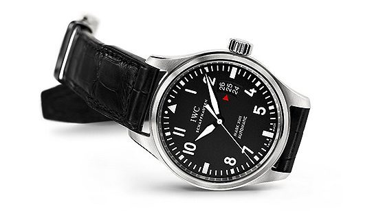 IWC Mark XVII - reclining