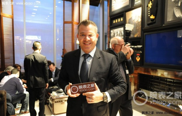 Interview with Deputy Director of IWC replica