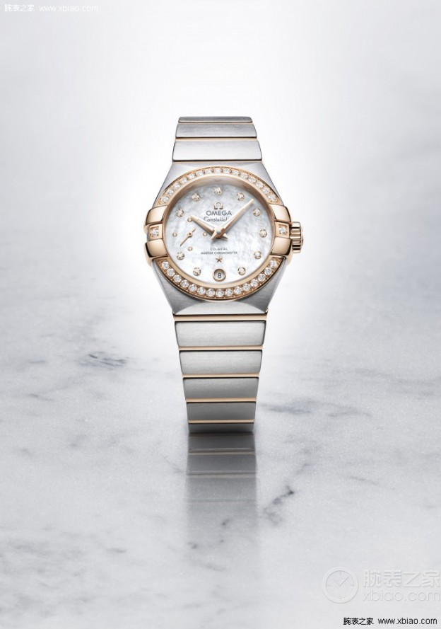 Omega Constellation small seconds replica watches