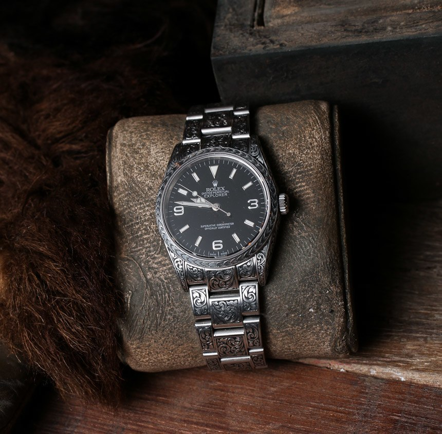 in replica the ablogtowatch rolex best who movement tone gold hands dweller sky sells swiss two steel on watches