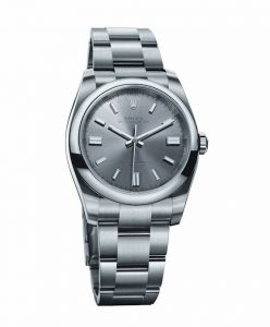 OYSTER PERPETUAL (36 MM) - 904L STEEL