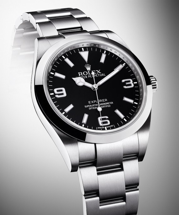 Rolex Explorer I Replica Watches