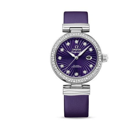 Exudes purple charm Panerai replica watches