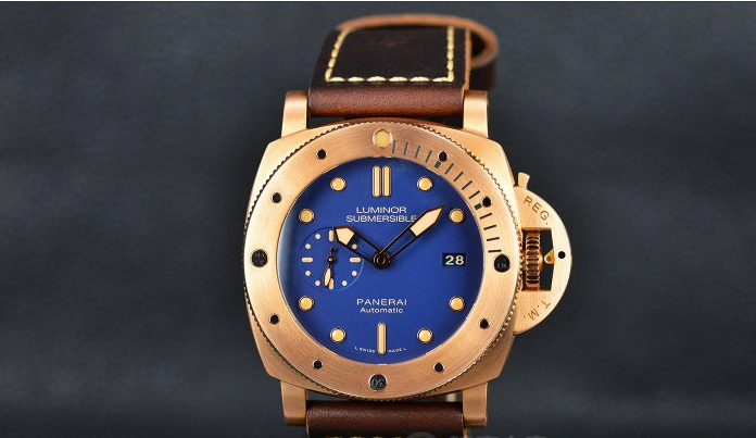 Fusion tasting Panerai sea LUMINOR 1950 series