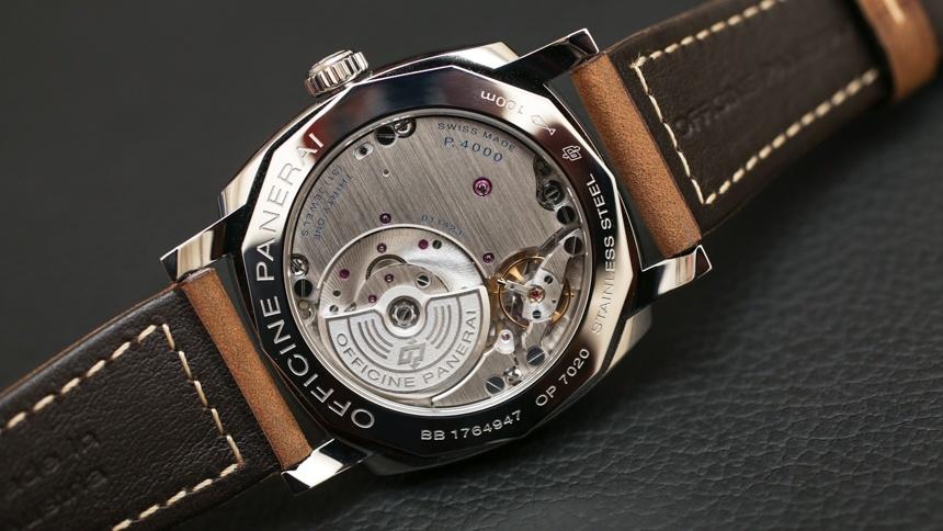 9275d1076ba Panerai Radiomir 1940 3 Days Automatic Acciaio Replica Watch Hands-On