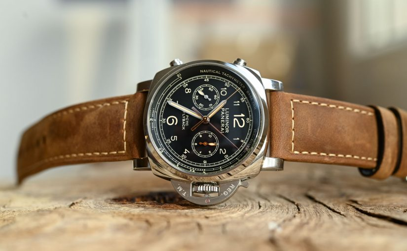 Panerai Replica Luminor 1950 Automatic Flyback Chronograph