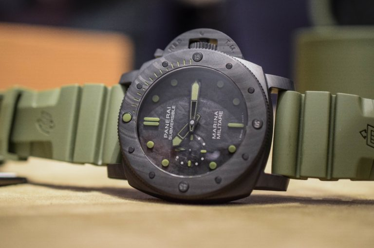 Panerai Submersible Replica Watches At Best Price