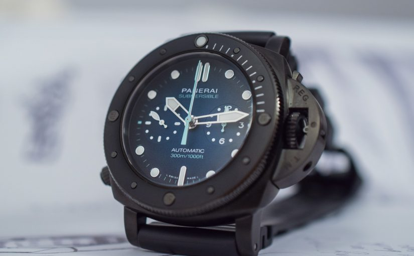 Panerai Submersible Edition PAM00983 Replica Watches