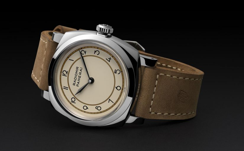 Panerai Replica Watches Radiomir 1940 3 Days Acciaio 47mm – Art Deco Mood