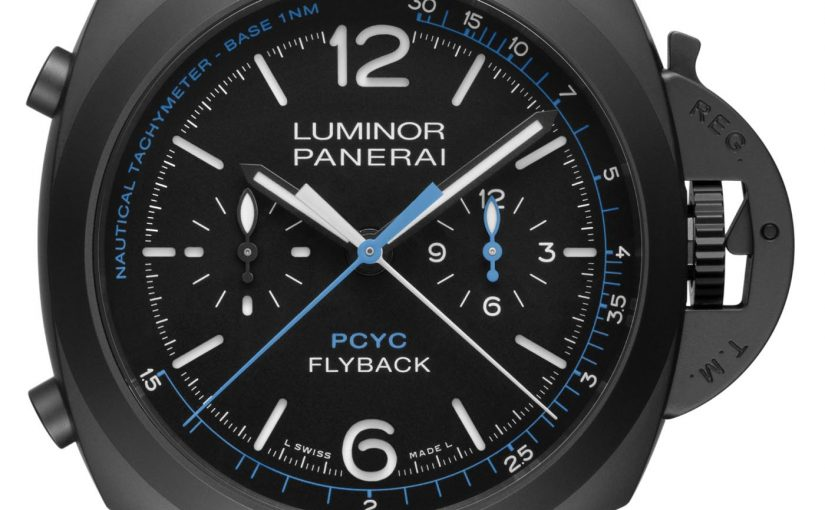 Replica Panerai Luminor Chronograph Yachts Challenge
