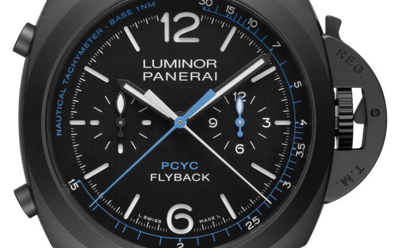 Replica Panerai Luminor Chronograph Yachts Challenge