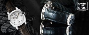 Rubber B SwimSkin Straps For Panerai Replica 42mm Watches