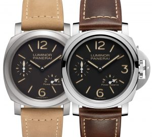 Panerai Luminor Power Reserve PAM795 Steel & PAM797 Titanium Replica Watch