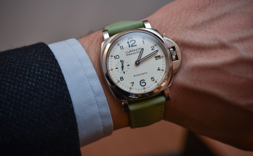 The new Replica Panerai Luminor Due 38mm – That Small but That Good?