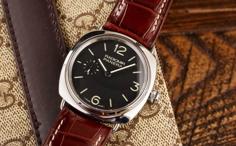 Panerai Radiomir Replica Watches At Best Price