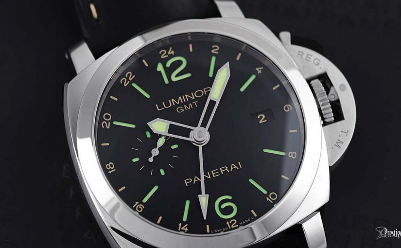 Panerai Luminor GMT 44mm pam00531 Replica Review