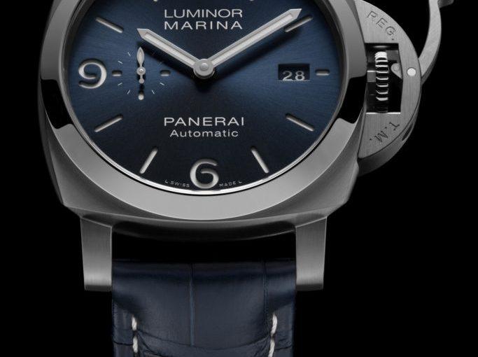 Panerai Luminor Marina PAM01313 Replica Review