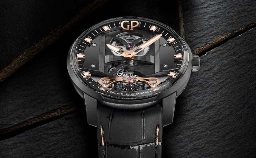 Girard-Perregaux Replica Watch Introduces the Free Bridge