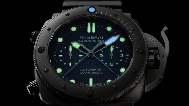 Plunge into Waters with Panerai Replica