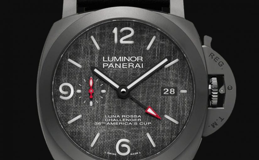 Panerai Luminor Luna Rossa GMT Replica Review