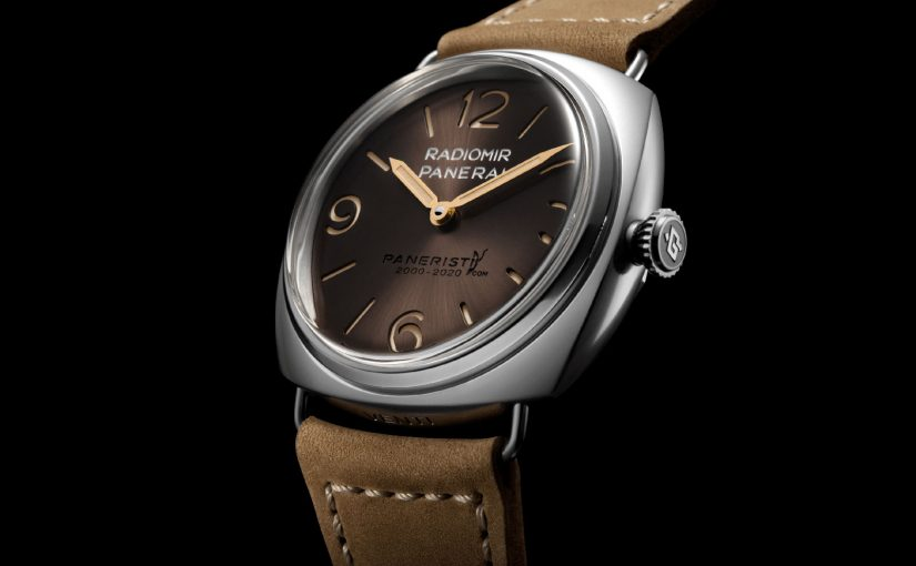 Panerai Radiomir Paneristi 45mm Ref. PAM02020 Replica Review