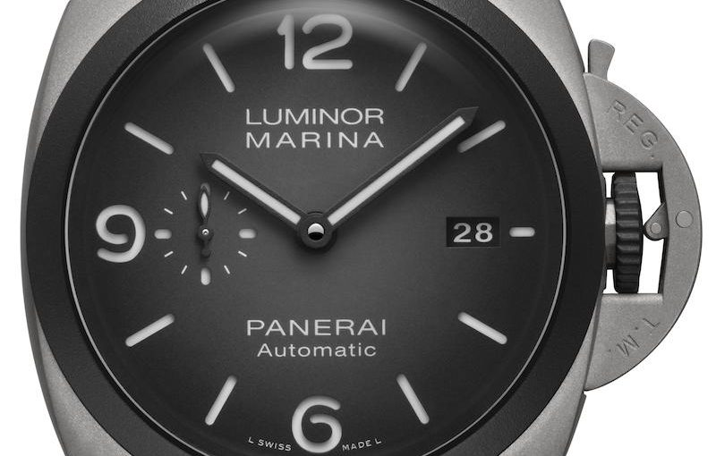 Panerai Replica Launching New Luminor Marina